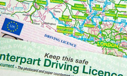 Driving license in Wimbledon and Merton